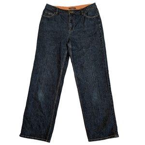 Liz Claiborne Ladies Jeans Size 10